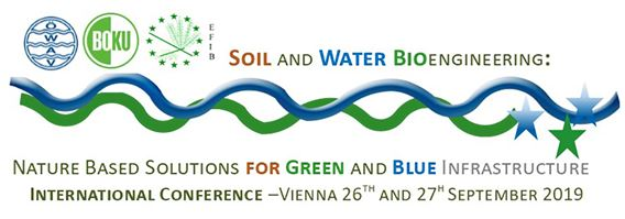 Soil and Water Bioengineering: Nature Based Solutions for Green and Blue Infrastructure