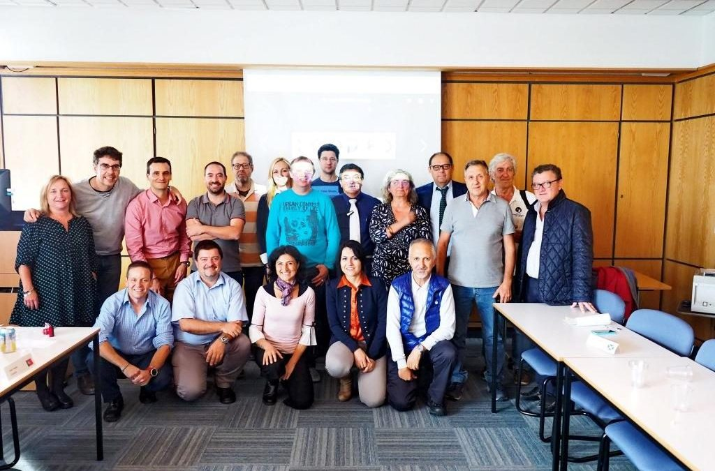 Second ECOMED Partner's meeting